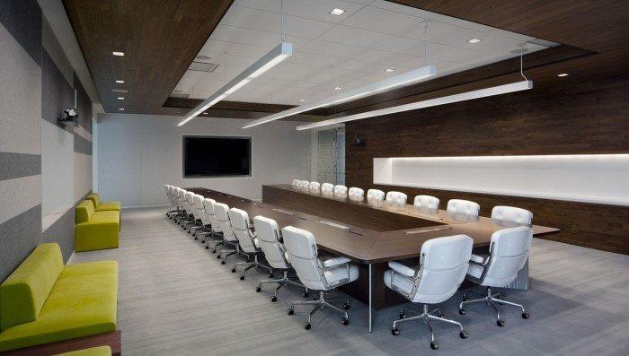 上海办公装修公司浅谈老总办公室布局方案