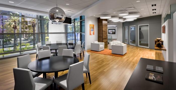 办公室装潢公司讲述经典风水布局四大原则