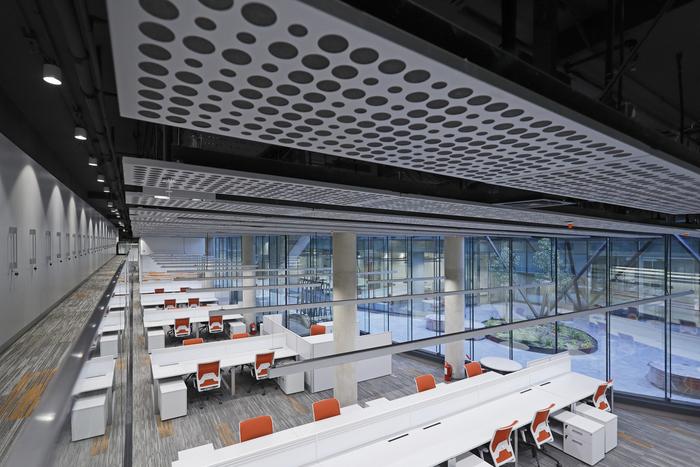 长宁装修设计_个性化办公楼是如其装修设计