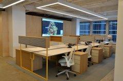 上海办公室设计风险投资基金公司办公室装修