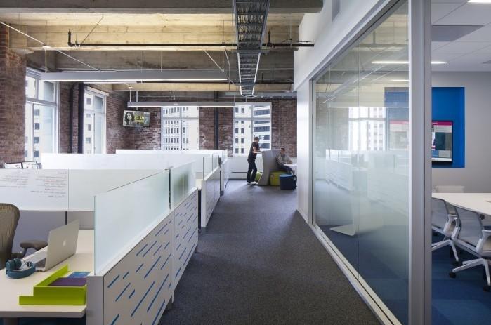 2017流行办公室装修风格