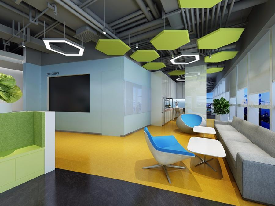 办公室装修设计中如何挑选办公桌椅