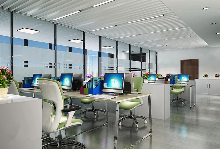 普陀区尚城国际420平米办公室装修