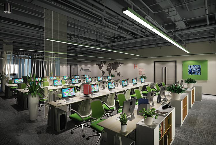 长宁区国际科技广场领歌科技办公室