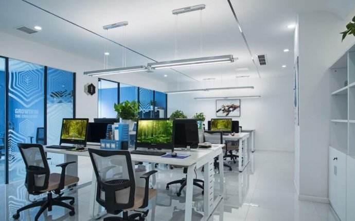 办公室室内装修设计空调的介绍