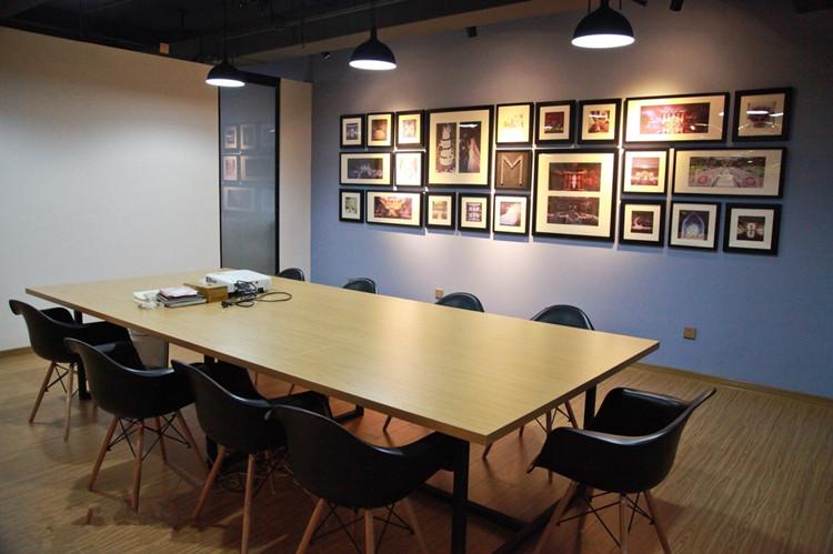 小会议室装饰设计效果图