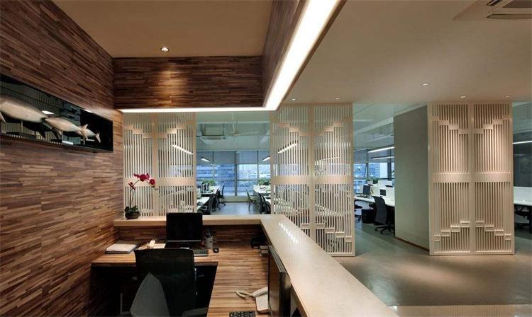 办公空间设计隔断的作用
