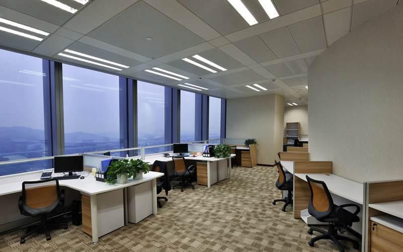 办公室装修对室内照明的要求