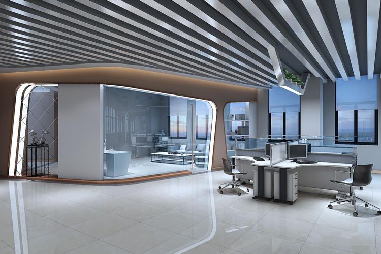 现代开放式办公室有什么优点