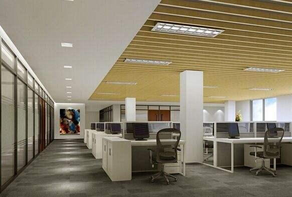 办公室装修设计要考虑人性化
