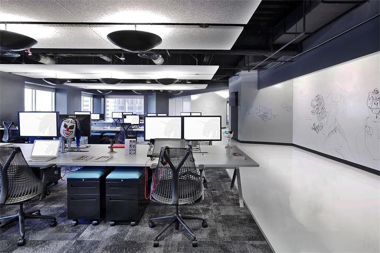 上海办公室装修布局要求完美性