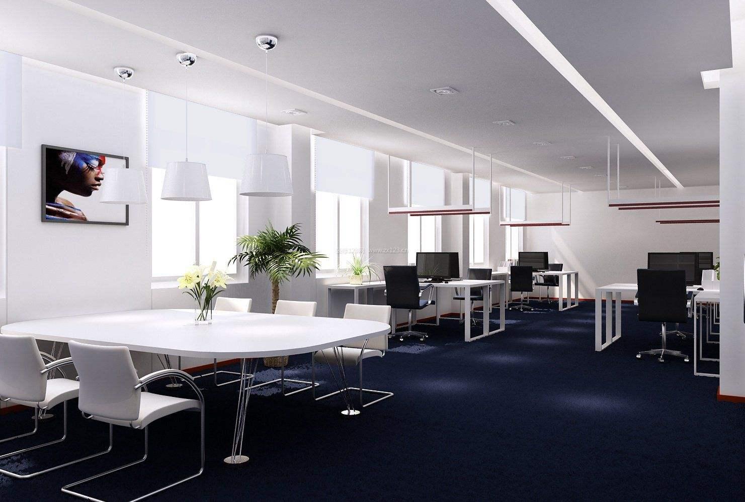办公室设计空间形象的十大要素
