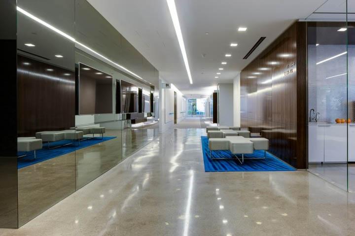 文化公司现代时尚风格办公室设计