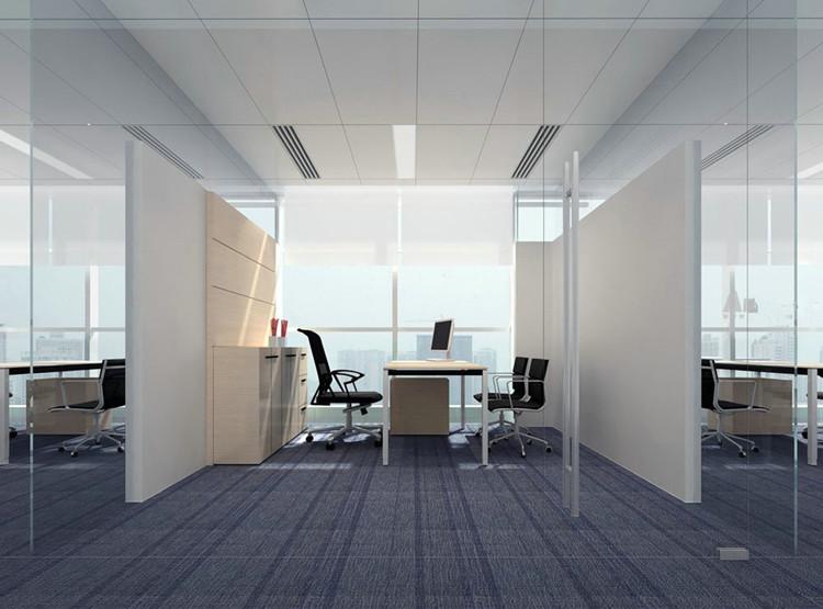 普陀物流公司办公室设计实景