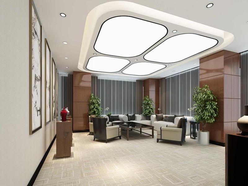 <b>杨浦办公室设计实景图(500平米)</b>