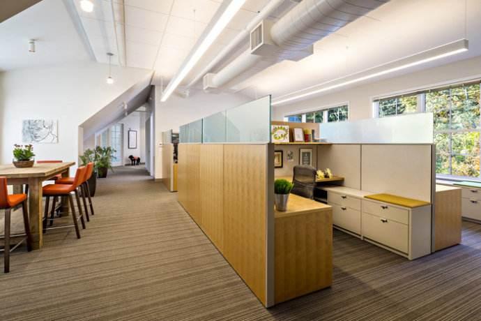办公室装修中哪些区域设计比较重要