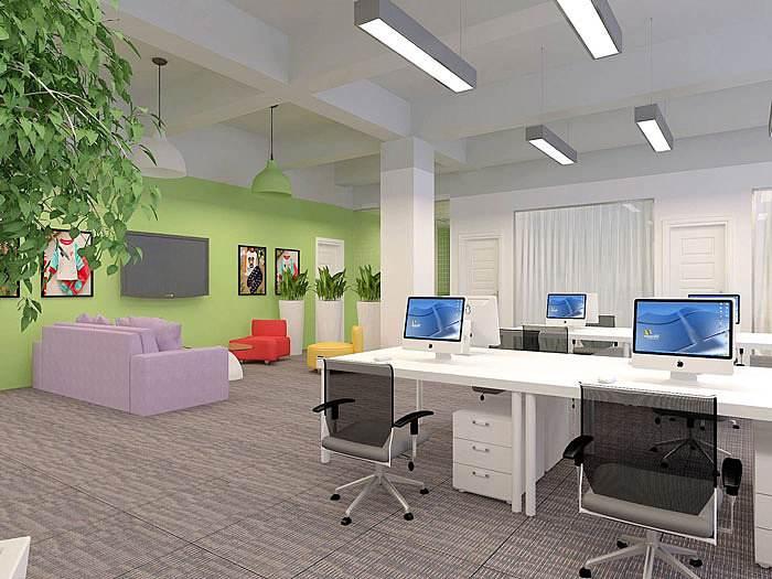 新装修好的办公室有异味如何除去