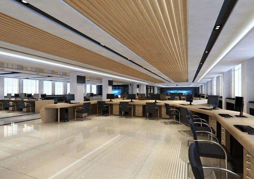 上海办公室装修设计整体规划