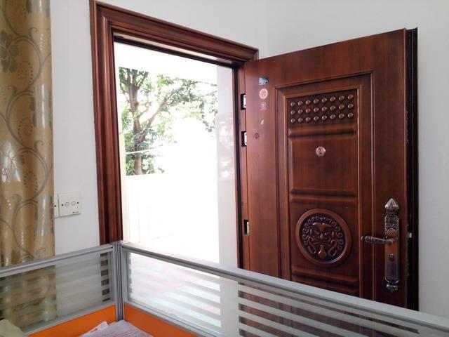 古都装饰公司:上海办公室装修选择防盗门