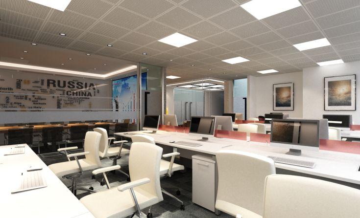 上海古都办公室装饰_办公室翻新装修设计要注意