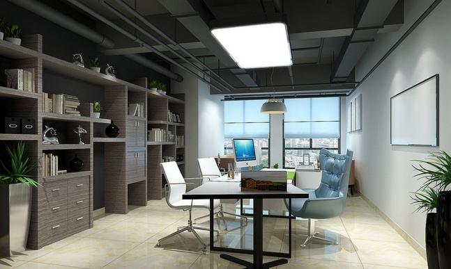 上海古都装饰_办公室装修设计旺财风水