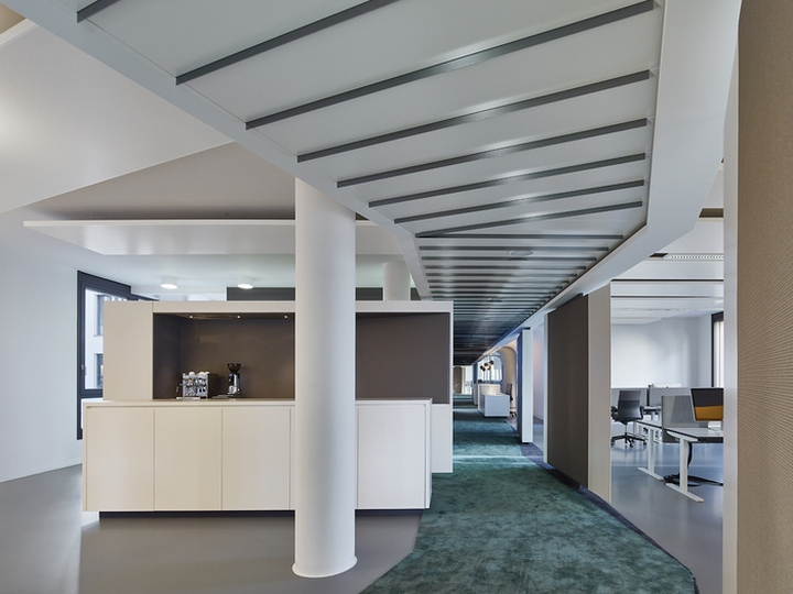 简约型的办公室风格简约而不简单
