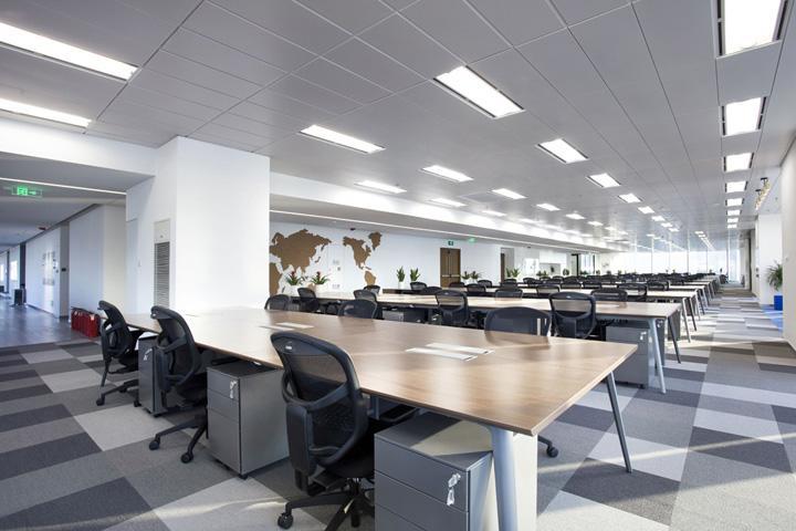 办公室设计质量对企业的重要性