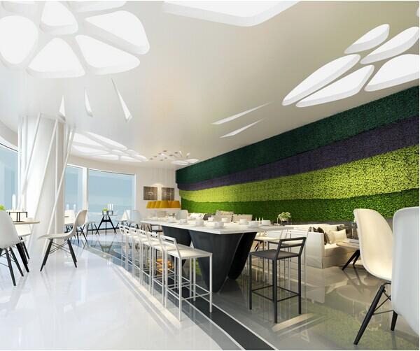 办公室咖啡厅茶水间设计