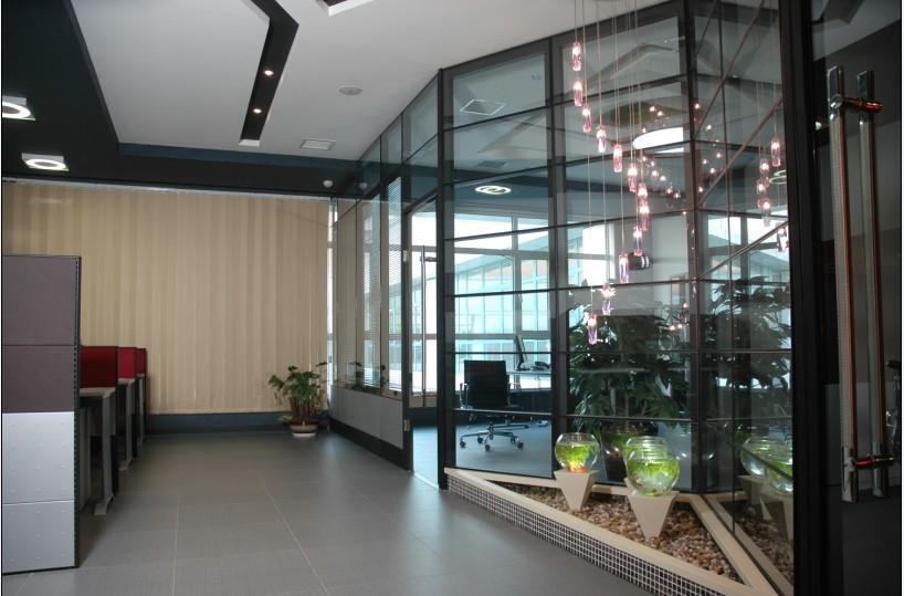 新思维办公空间设计装修效果