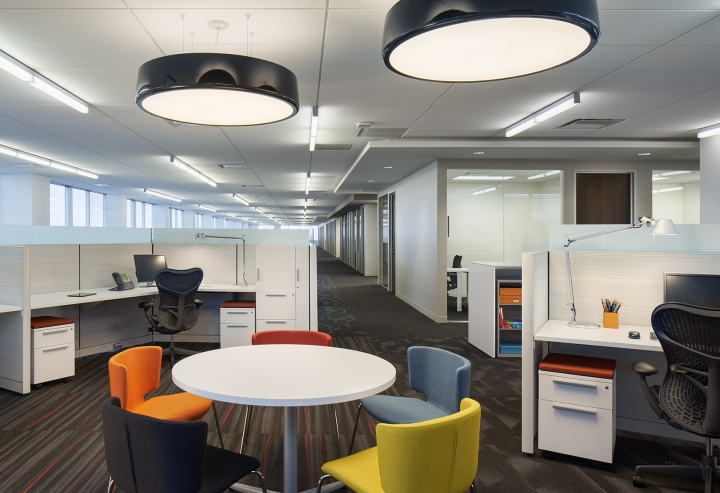 闵行机电制造企业办公室设计