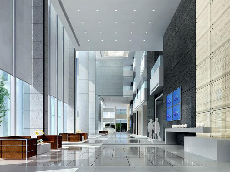 杨浦石油集团公司办公楼设计