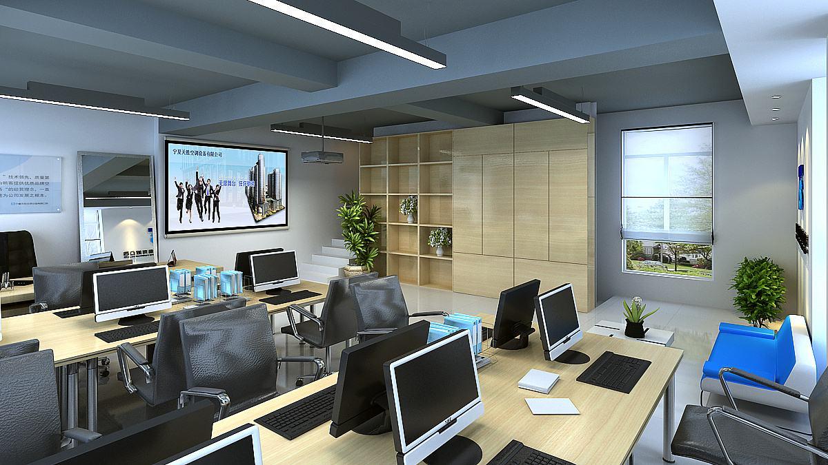 闵行装修公司根据生肖设计办公室座位