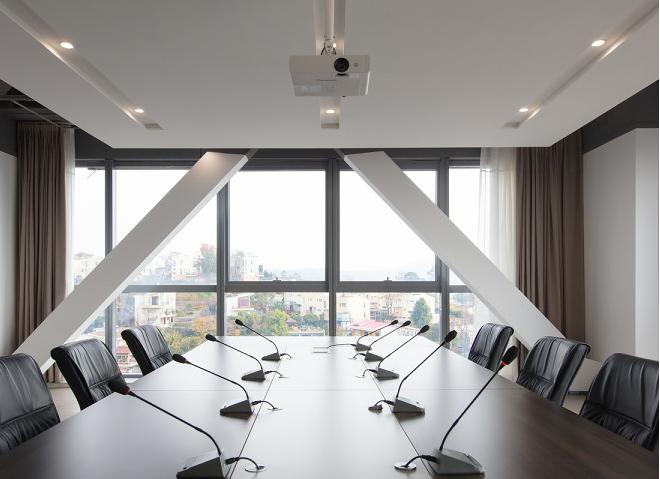 公司会议室装修设计-上海办公室装修