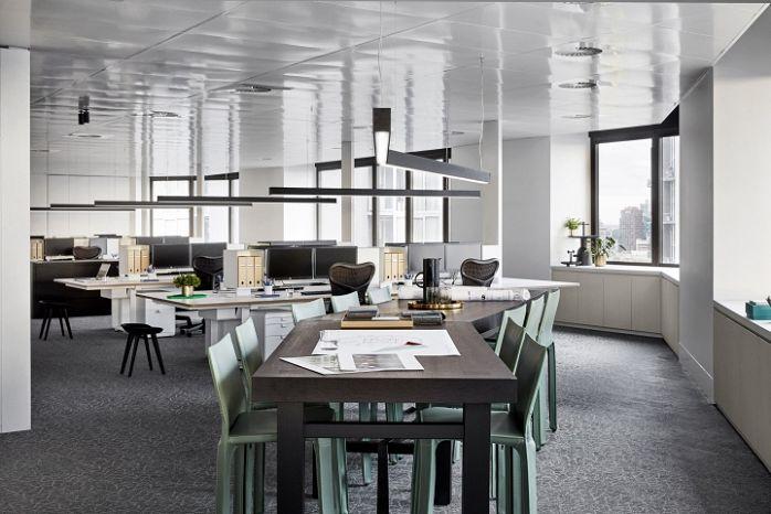 品味奢华300平米办公室装修设计