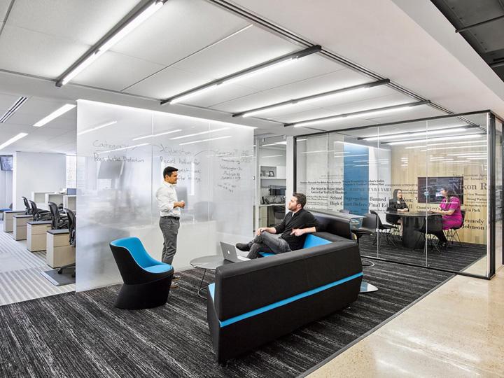 外企办公室设计之华盛顿邮报总部
