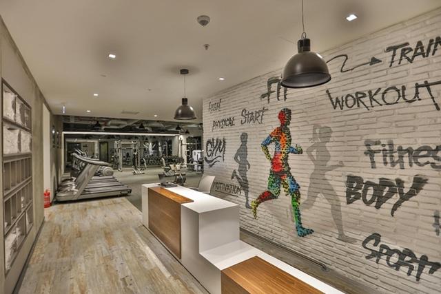 1300平米创意风格办公室设计效果