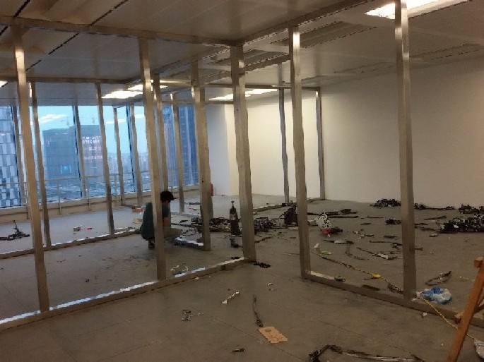 办公室装修设计施工中的垃圾驳运费是多少