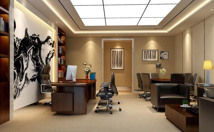 上海写字楼装修公司-办公室装修设计聚财风水