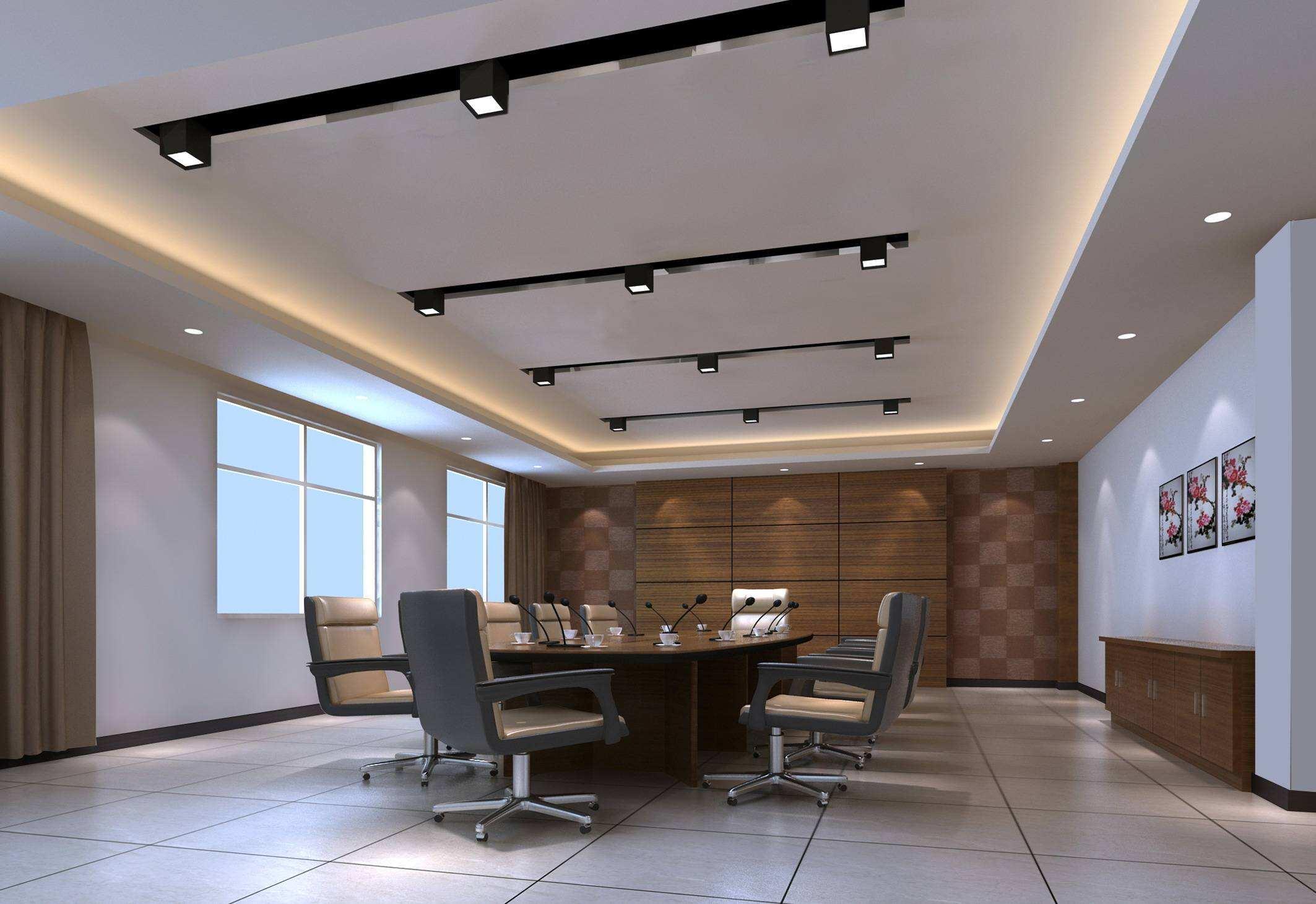 写字楼装修公司设计提升2019年企业财运风水