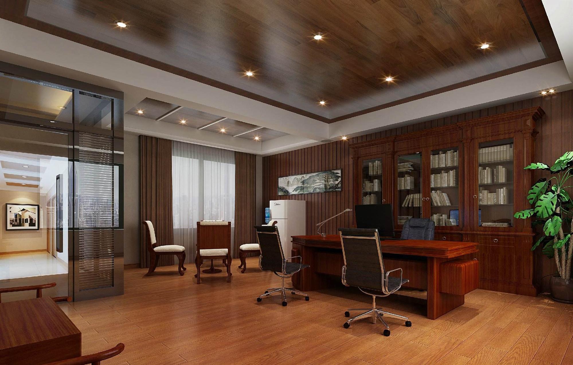 杨浦办公室装修-解说办公室装修风水布局