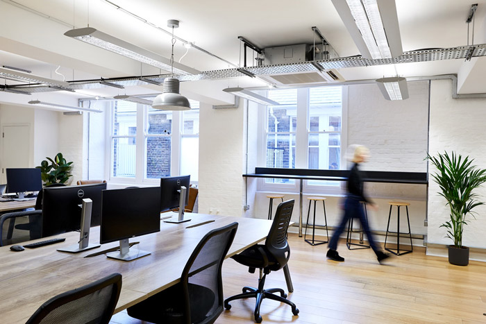 340平米网络游戏开发公司办公室设计