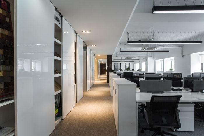 上海办公室装修-办公室设计风水十项注意问题