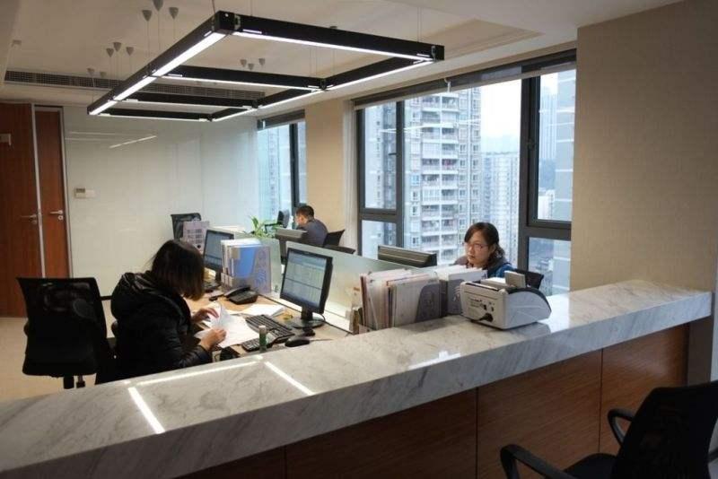 财务办公室设计装修注意事项