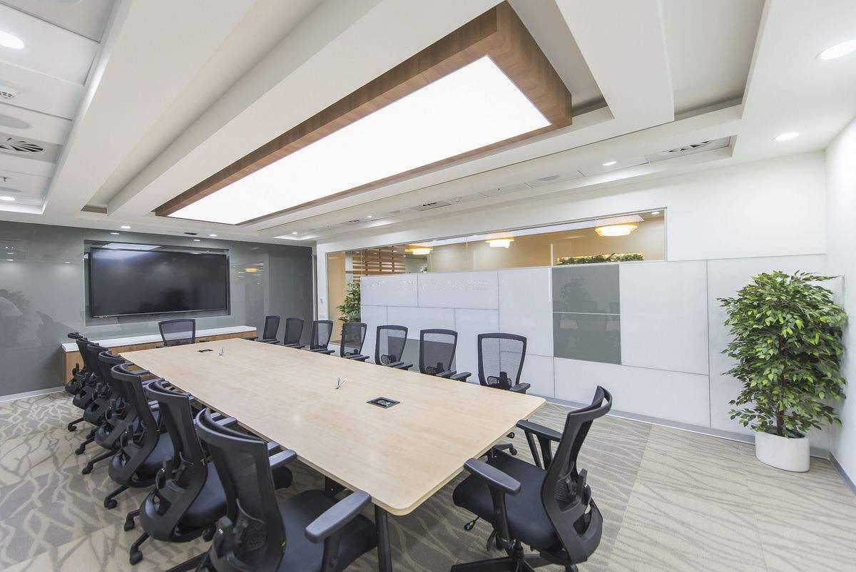 办公室装修会议室供电系统