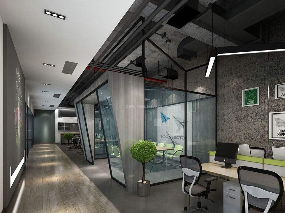 上海装修300平米办公室装修报价