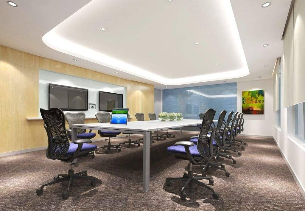 办公室装修之小型办公室灯光设计方案