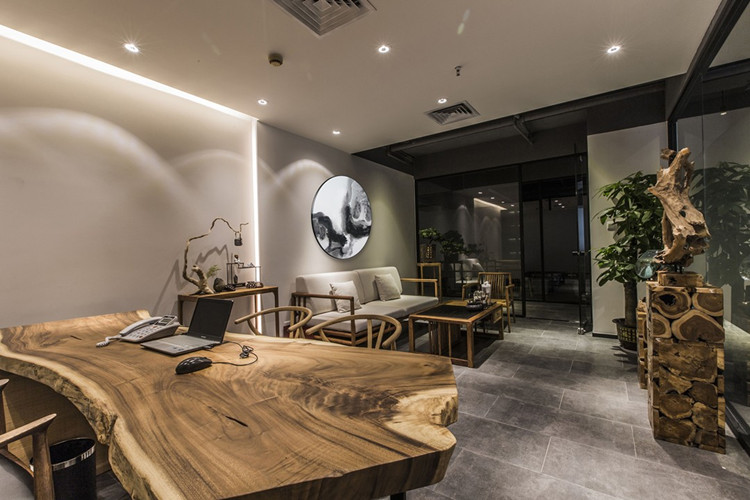 徐汇办公室装修之500平米办公室设计