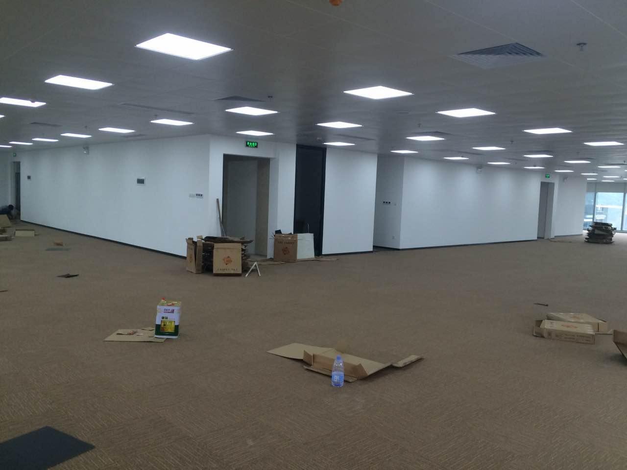 虹口220平米办公室翻新设计