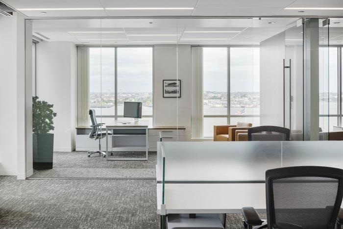 投资公司总经理办公室设计效果图片