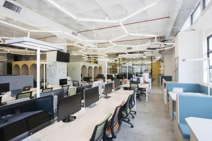 大型办公室装修设计需要注意哪些?